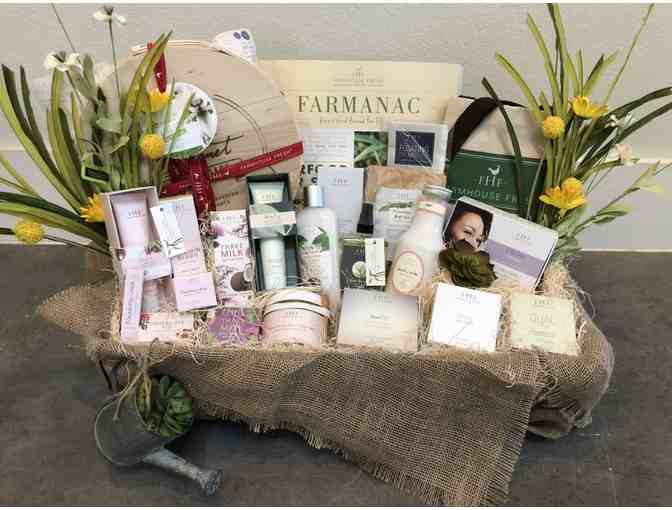 Farmhouse Fresh Basket of Goodies - Photo 1