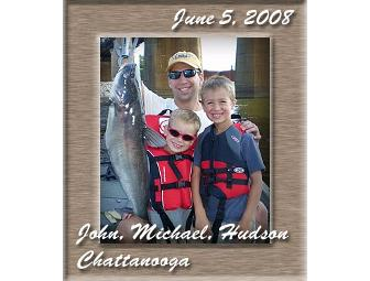 2 Hour Charter Fishing Trip on Lake Chickamauga