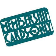 Membership Cards Only