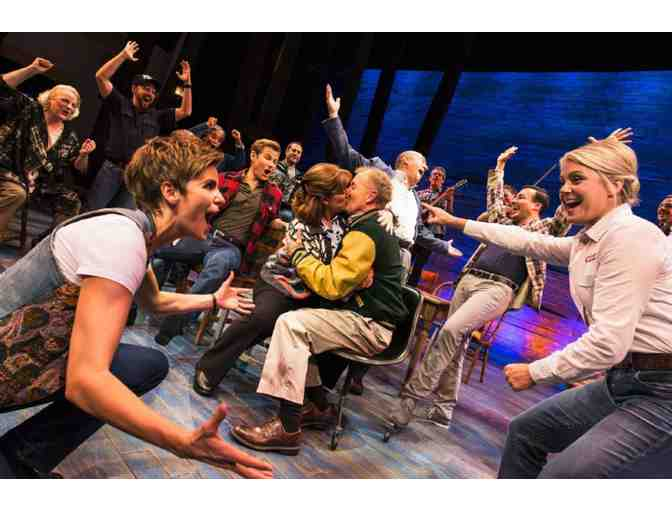Tickets to Broadways Smash COME FROM AWAY