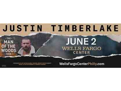 4 Tickets to Justin Timberlake at Wells Fargo Arena - Philadelphia