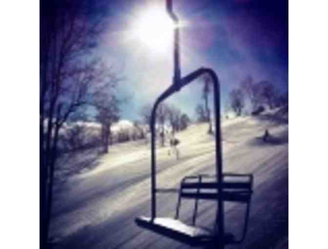 Snow Snake - (2) All Day Lift Tickets OR (2) Vouchers for 2-hours Tubing