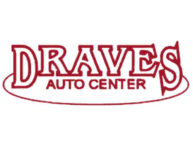 $10 Gift Card to Draves Auto Center