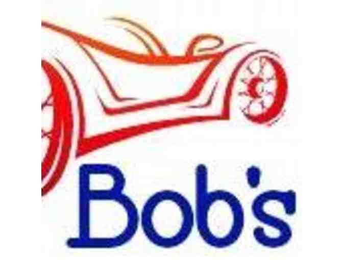 Bob's Auto Detailing $50 Gift Certificate
