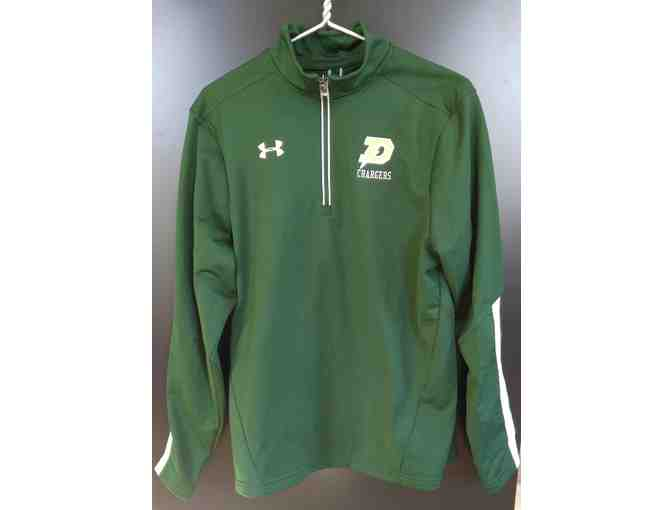 Dow Chargers Under Armour Men's 1/4 Zip Pullover
