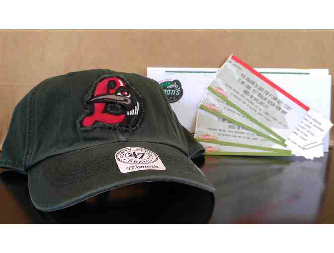 Great Lakes Loons for 4 & Women's Baseball Hat