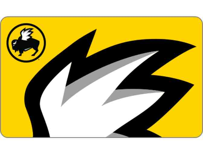 $25 Buffalo Wild Wings gift card