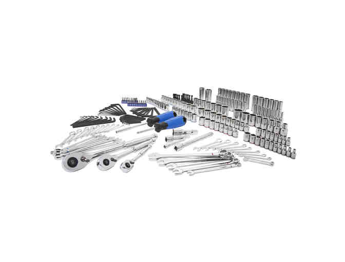 Kobalt 227 piece Mechanics Tool Set