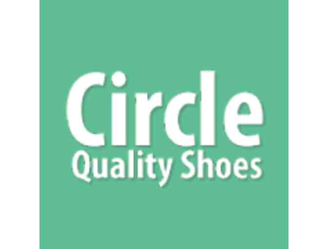 $25 Gift Certificate to Circle Quality Shoes