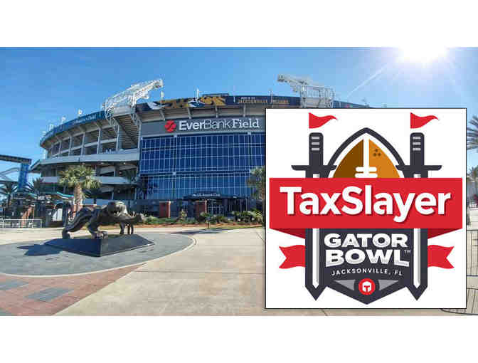 2020 TaxSlayer Gator Bowl Ticket Package for Two - Photo 1