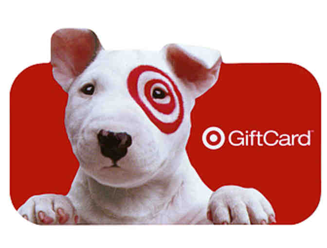 $500 Target Gift Card - Photo 1