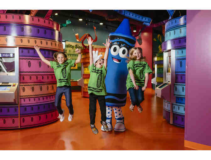 Crayola Experience - Four Admission Tickets - Photo 1