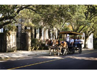 Charleston, South Carolina Getaway (2 Nights for 2, Dinner for 2, VIP Pass)