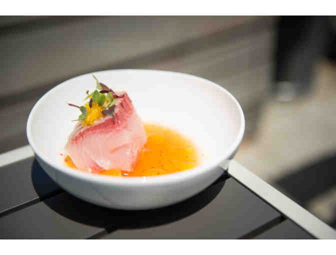 Exclusive Dinner for 6 with 2018 JBF Nominee Rising Star Chef Kevin Tien at Himitsu, D.C.