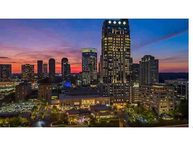 Experience Houston in Spectacular Style at the Post Oak Hotel