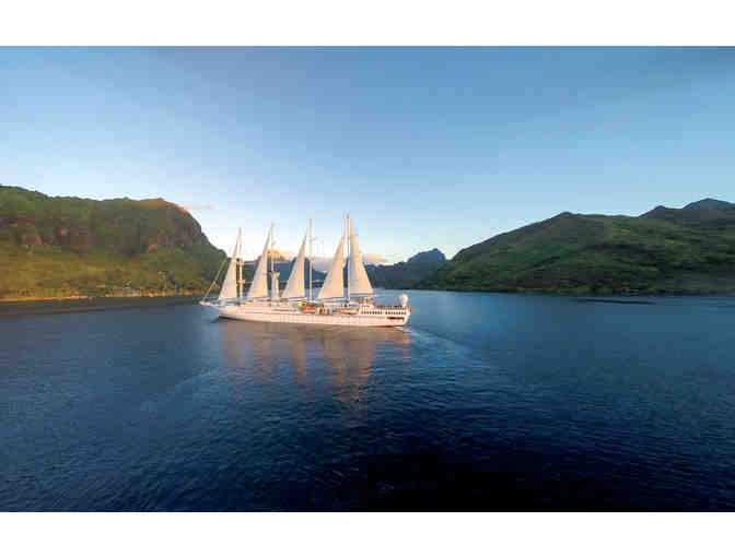 7-Day Cruise to Tahiti with Windstar Cruises