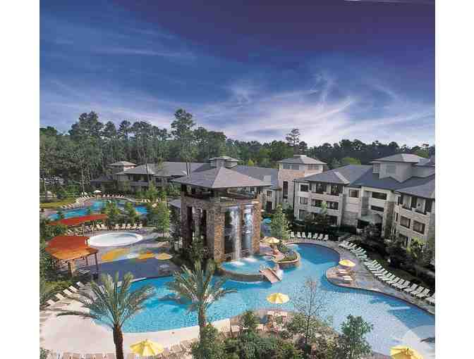 Escape to a Southern Retreat at the Woodlands Resort near Houston, TX