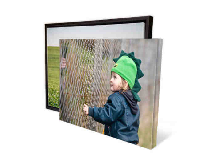 Easy Canvas Prints: 16 x 20 Printed Canvas