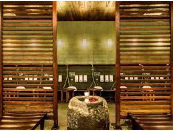 Kabuki Springs and Spa: 50 Minute Massage with Spa Access
