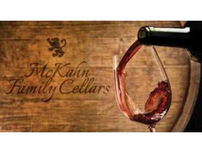 McKahn Family Cellars: Private Tasting Certificate for Six (6) - Photo 2