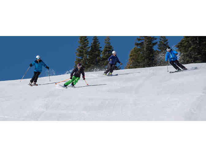 Tahoe Donner: Two (2) Ski Lift All Day Passes