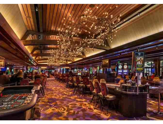 Hard Rock Hotel & Casino Lake Tahoe: One Night Stay and $50 Dining Credit