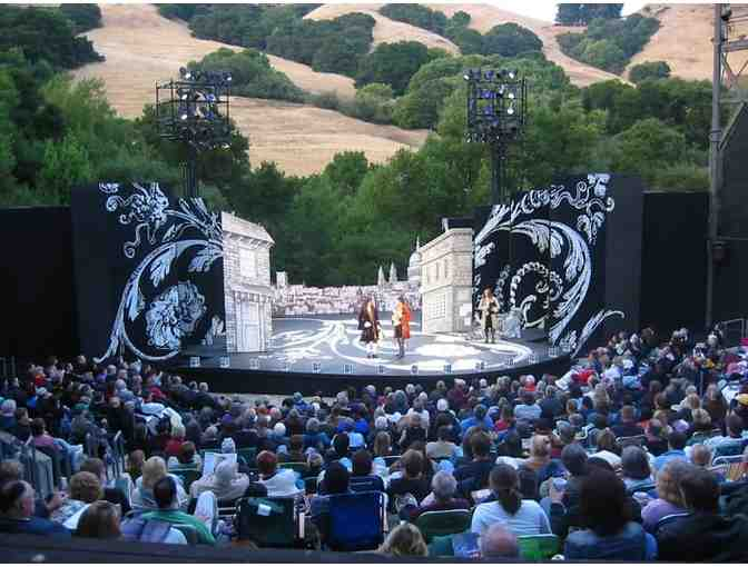 California Shakespeare Theater: Two (2) Tickets for Any Tuesday - Friday Productions - Photo 1