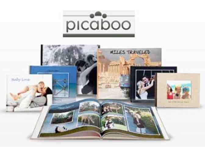 Picaboo: $50 towards Personalized Photo Gifts