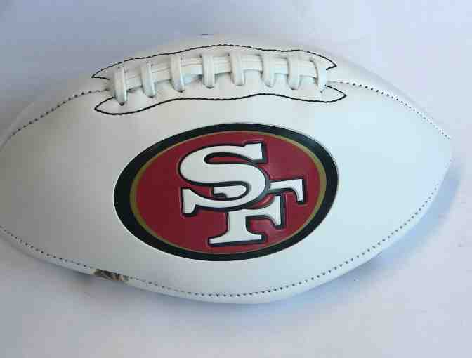 San Francisco 49ers: Dwight Clark Limited Edition Football