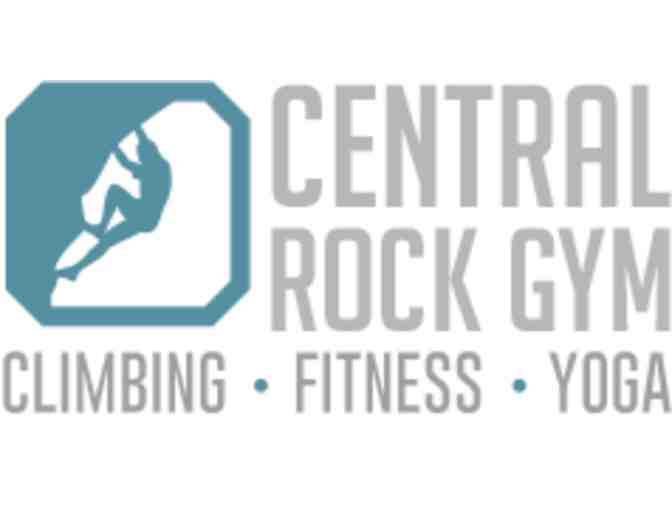 Central Rock Gym Climbing Passes - Photo 1