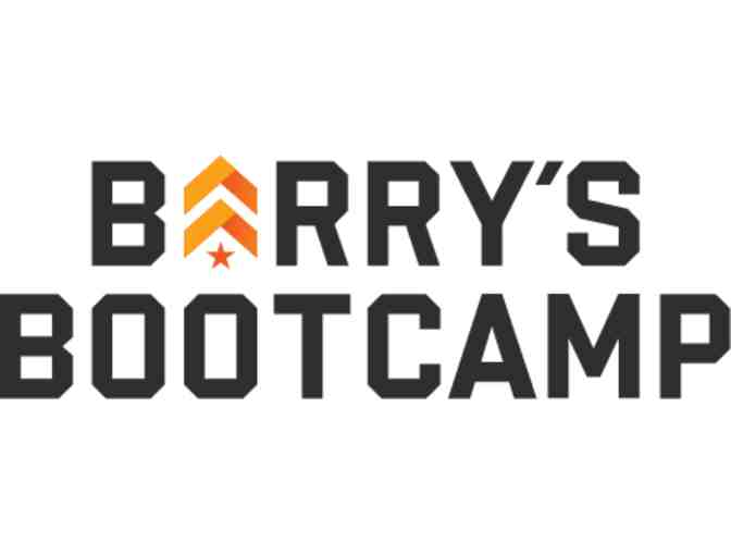 Barry's Bootcamp - 5 class pack