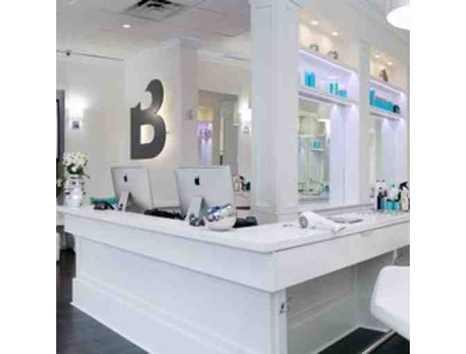 B Dry Blow Bar-  3 Blowouts or Make up (Lot 2 of 2)