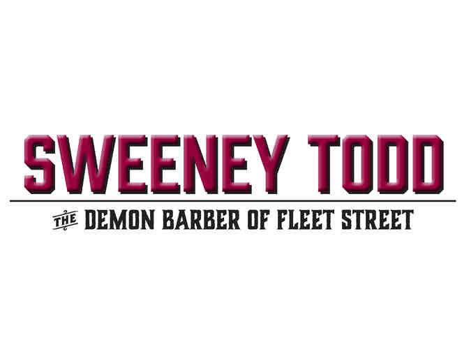 Two Tickets to Sweeney Todd  - Barrow Street Theatre