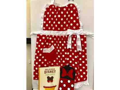 Disney Parks Exclusive - Minnie Mouse Baking Set