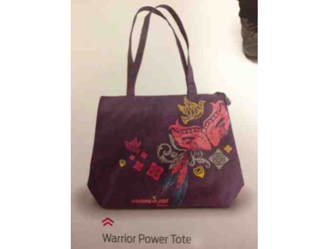 Ford Warriors in Pink Womens Bag FULL of goodies!