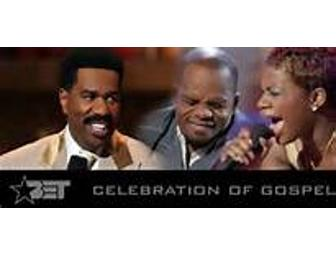 Two BET 'Celebration of Gospel' Tickets - 2014