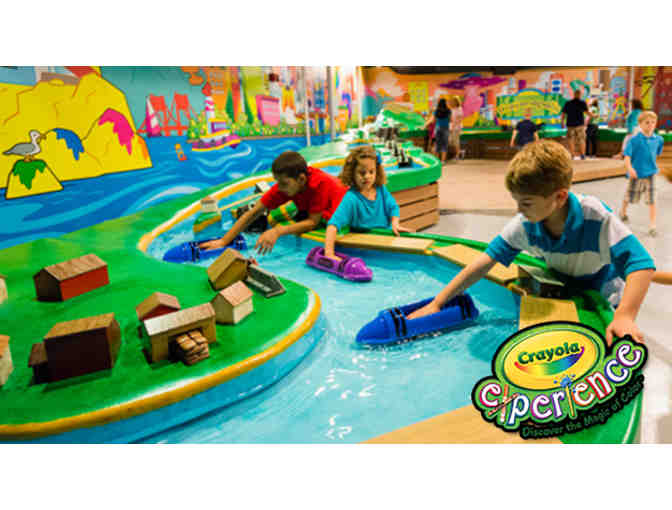 Crayola Experience for 2 in Plano, TX