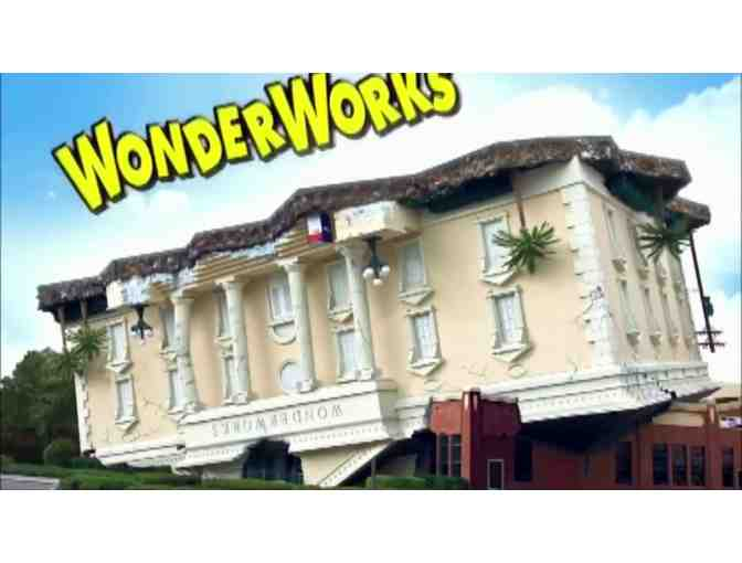 Two All Access Tickets to WonderWorks Orlando