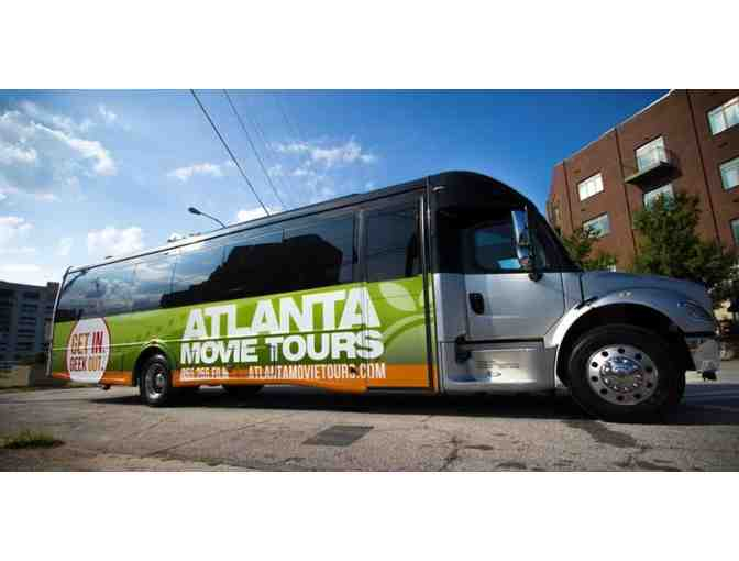 Atlanta Movie Tour For Two