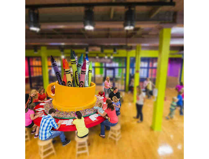 Crayola Experience for 2 at the Florida Mall - Orlando!