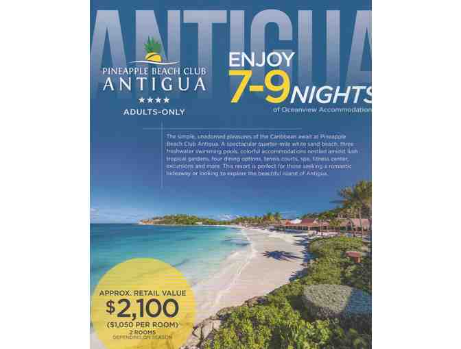 Antigua Pineapple Beach Club - Adults Only