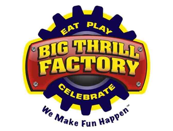 Big Thrill Factory Play Package for 6 - Photo 1