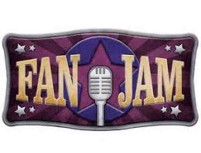 2 VIP Tickets w/ Meet & Greet to Fan Jam, Lineup Just Announced! - Photo 1