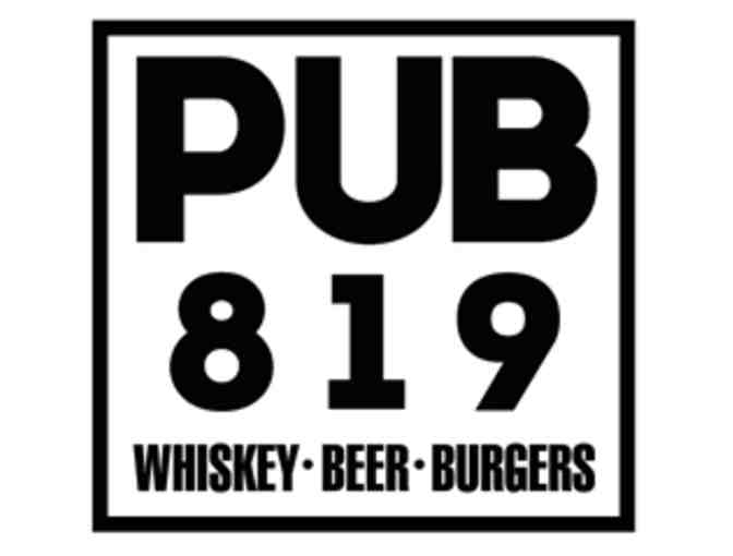 $25 Gift Card to Pub 819 - Photo 1