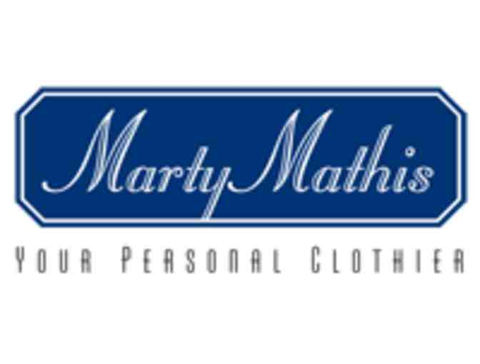 $160 Custom Made Shirt from Marty Mathis - Photo 1