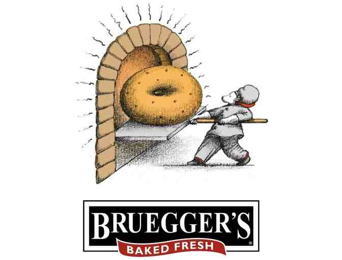 $25 Gift Card to Bruegger's Bagels - Photo 1