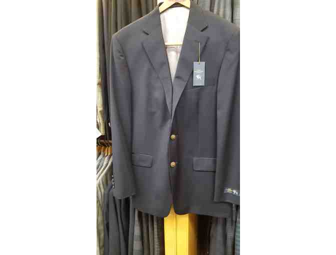 Hart, Schaffner, Marx Wool Blazer - Photo 2
