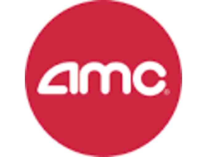 AMC Theaters- 4 tickets - Photo 1