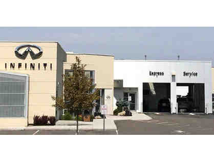 $109 Oil Change & Tire Rotation at Jim Lupient Infiniti