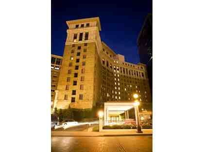 The Saint Paul Hotel - Deluxe Overnight Accommodations for Two and $50 Gift Card